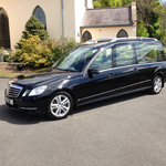 Imported Mercedes Benz Hearse